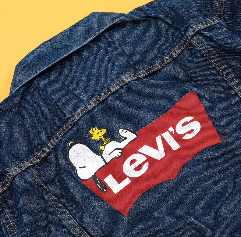 News: Levi's x Peanutscollab!