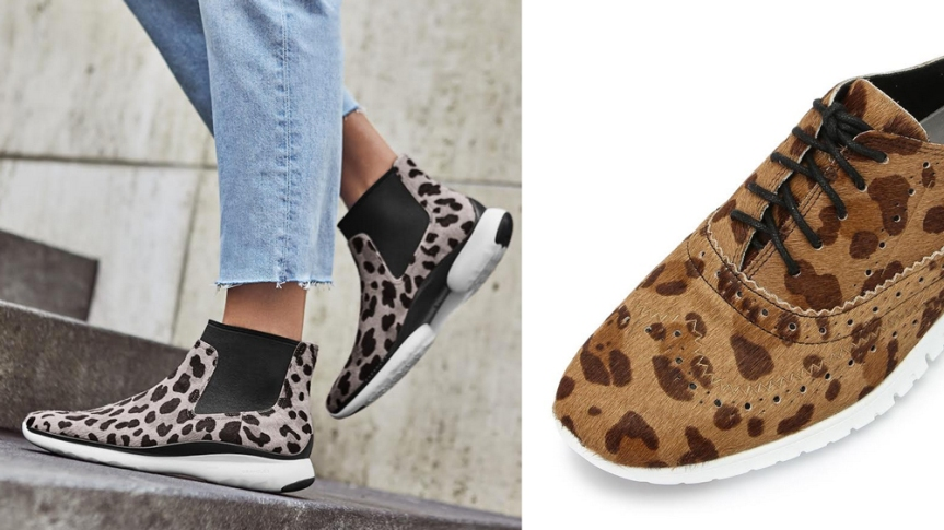 News: Cole Haan en animal print