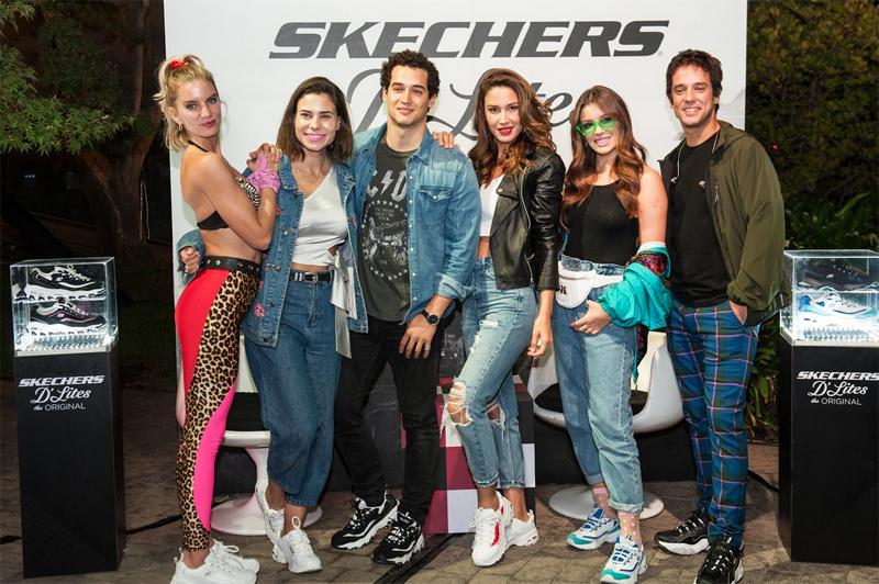 Skechers trae de vuelta las zapatillas chunky90s!