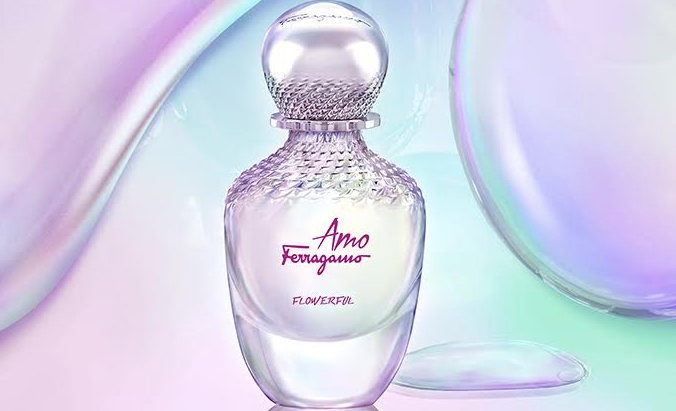 News: Amo Flowerful de Ferragamo