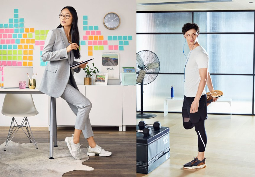 News: del gym a la office con Cole Haan